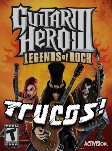 Trucos Guitar Hero III Legends of Rock PC