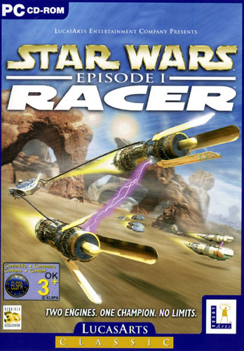 Star Wars Racer PC