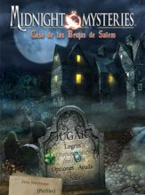 Midnight Mysteries 2 Caso de las Brujas de Salem PC
