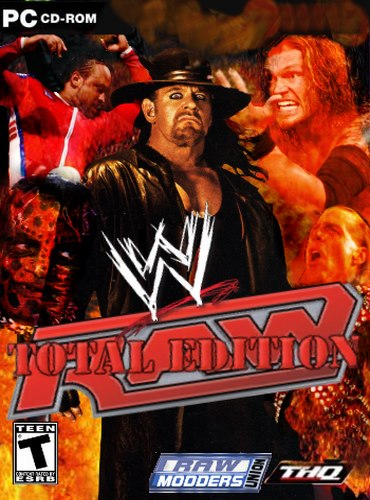 WWE RAW Total Edition 2008 PC