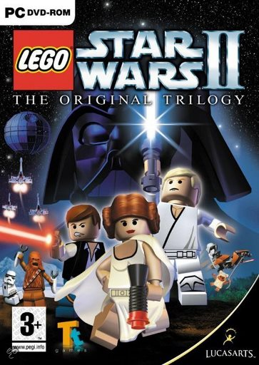 Lego Star Wars 2 PC