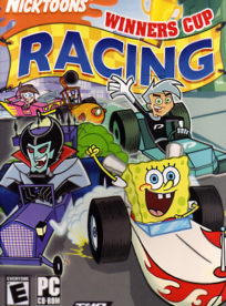Nicktoons Winners Cup Racing PC