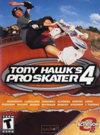 Tony Hawk's Pro Skater 4 PC