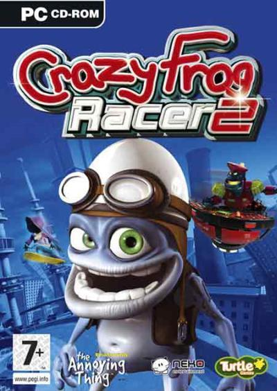 Crazy Frog Racer 2 PC