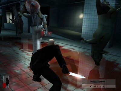 Hitman Contracts PC