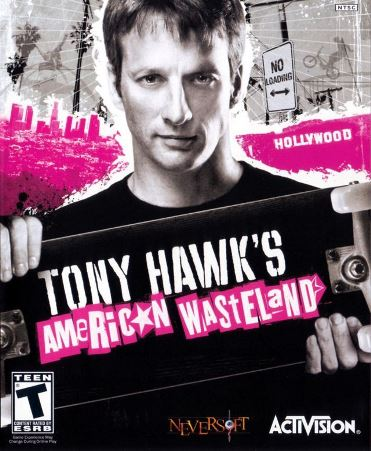 Tony Hawks American Wasteland PC