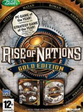 Rise Of Nations PC Gold Edition