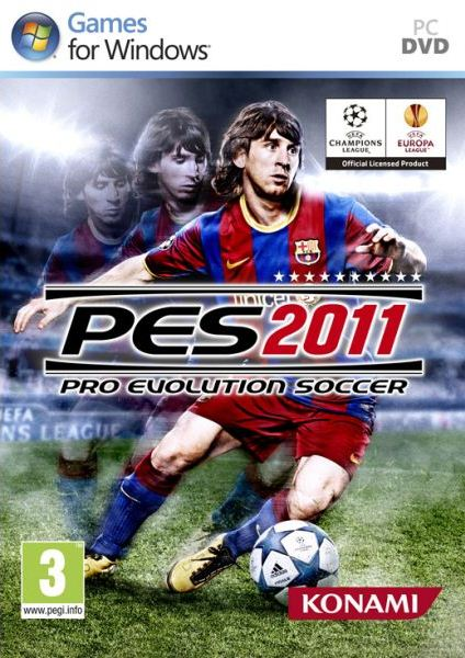 Pro Evolution Soccer 2011 PC