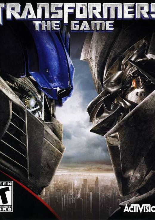 Transformers The Game PC