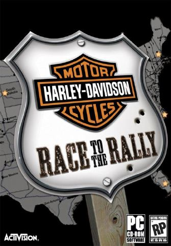 Harley Davidson Motorcycles Race To The Rally PC