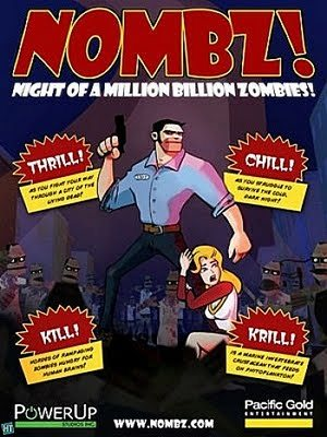 NOMBZ! Night of a Million Billion Zombies PC