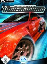 Need For Speed Underground 1 PC Full En Español