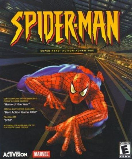 Juego Spiderman PC