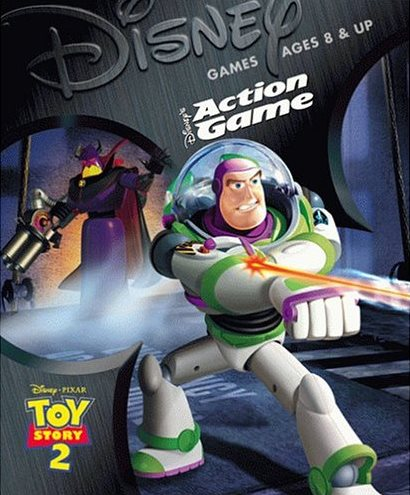 Juego Toy Story 2 Para PC