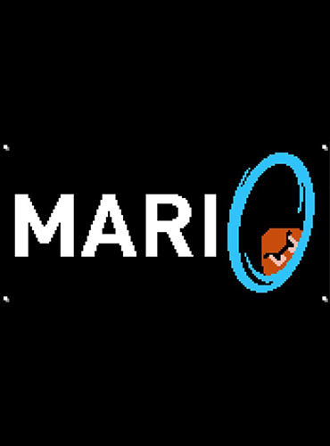 Mari0 Super Mario Portal PC