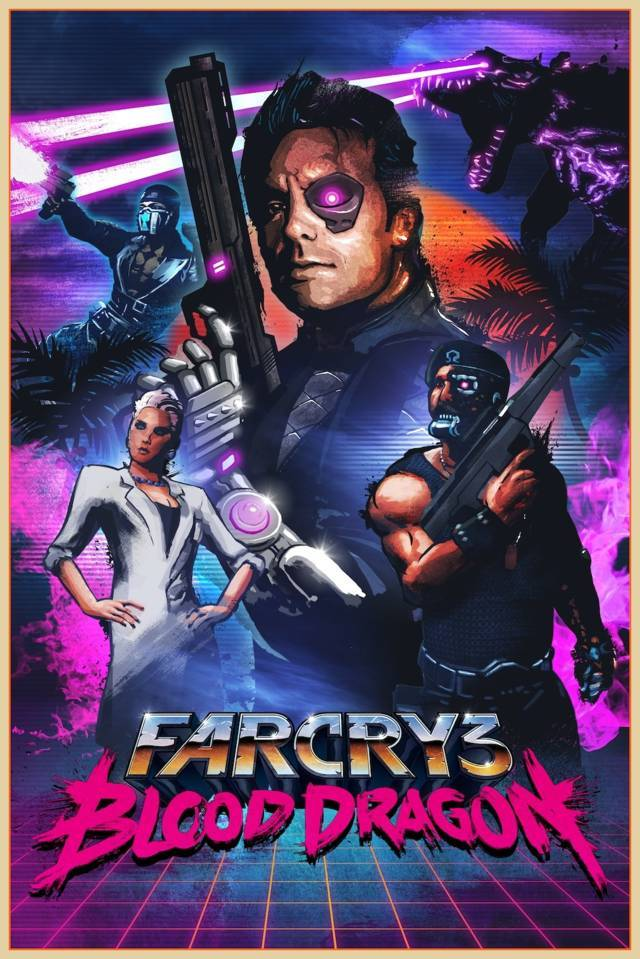 Far Cry 3 Blood Dragon PC Full En Español