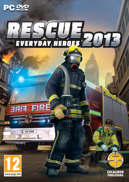 Rescue 2013 Everyday Heroes PC Full