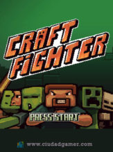 Craft Fighter PC Minecraft - Juego de Lucha