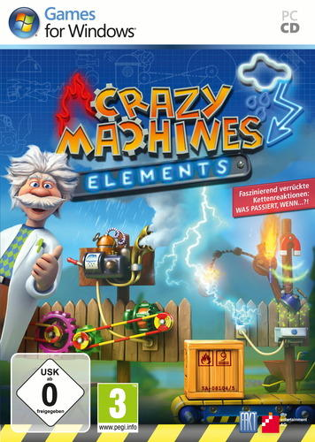 Crazy Machines Elements PC Full En Español