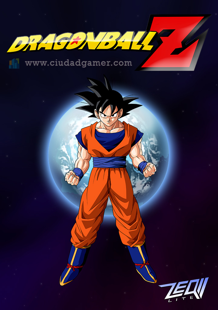 Dragon Ball Z PC Full ZEQ2-Lite