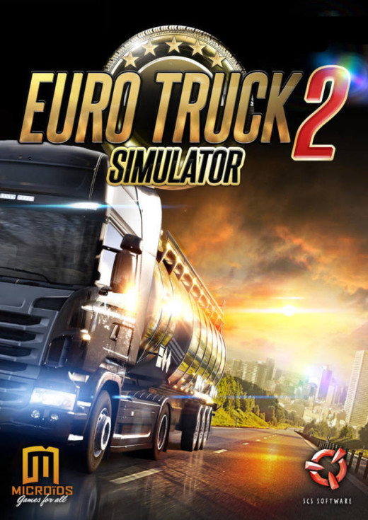 Euro Truck Simulator 2 PC Full En Español