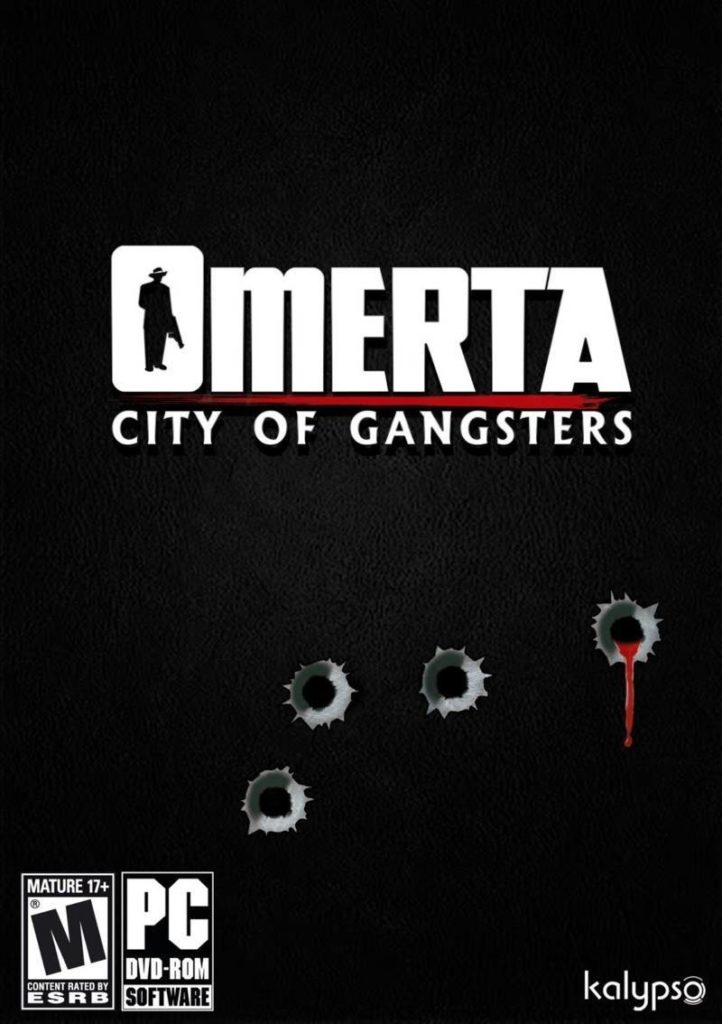 Omerta City Of Gangsters PC Full