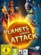 Planets Under Attack PC Full