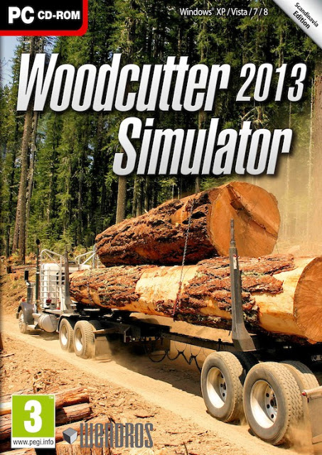 Woodcutter Simulator 2013 PC Full