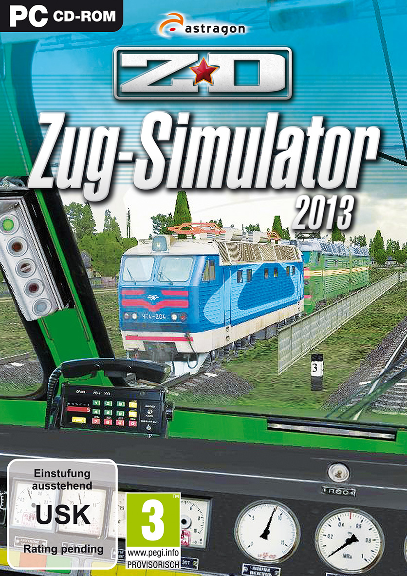 ZD Zug-Simulator 2013 PC