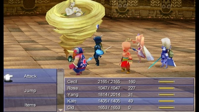 Final Fantasy IV PC