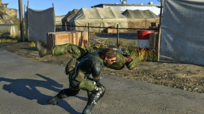 Metal Gear Solid V: Ground Zeroes PC Full