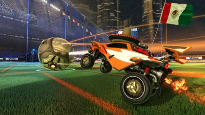 Rocket League PC Full Español + DLC's