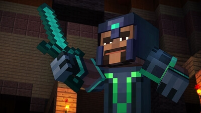 Descargar minecraft story mode