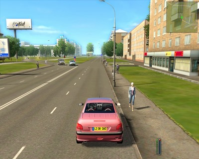 City Car Driving Home Edition PC