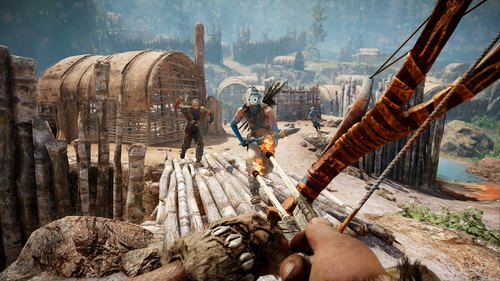 Far Cry Primal Pc Full Español Ciudad Gamer