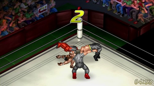 Fire Pro Wrestling World PC