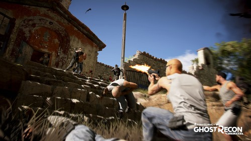 Ghost Recon Wildlands PC