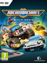 Micro Machines World Series PC