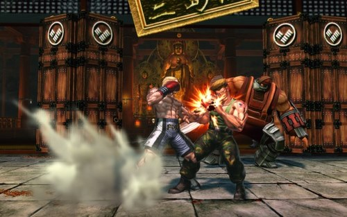 Street Fighter X Tekken PC