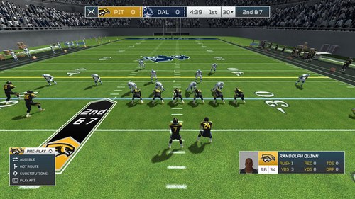 Axis Football 2017 PC