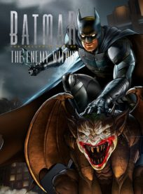 Batman The Enemy Within PC