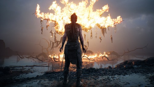 Hellblade Senua's Sacrifice PC