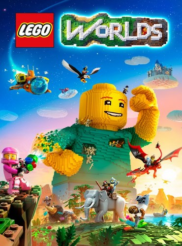 LEGO Worlds PC