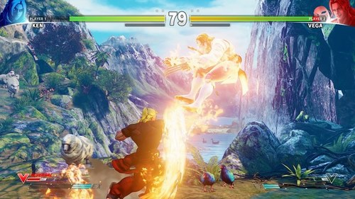 Street Fighter V PC