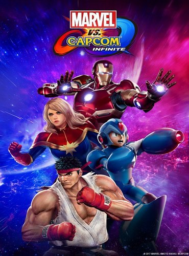 Marvel vs Capcom Infinite PC