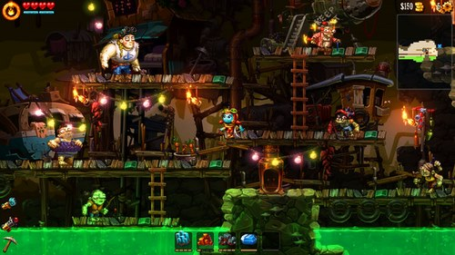SteamWorld Dig 2 PC