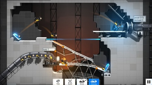 Bridge Constructor Portal PC